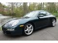 Dark Teal Metallic 2005 Porsche 911 Carrera Coupe