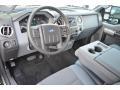 2016 Ford F250 Super Duty Steel Interior Interior Photo