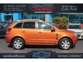 Sunburst Orange 2008 Saturn VUE XR AWD