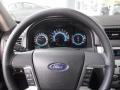 2011 Blue Flame Metallic Ford Fusion SE  photo #20