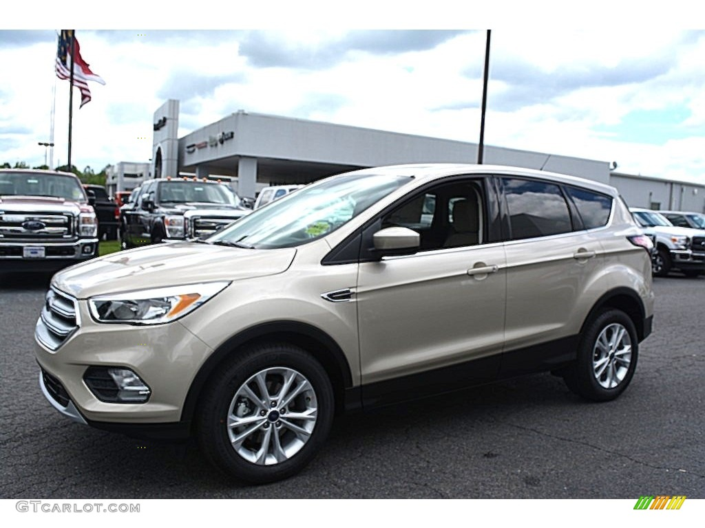 2017 white gold ford escape se 112800938 photo 3 car color galleries. Black Bedroom Furniture Sets. Home Design Ideas