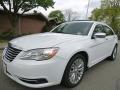 Bright White 2011 Chrysler 200 Limited