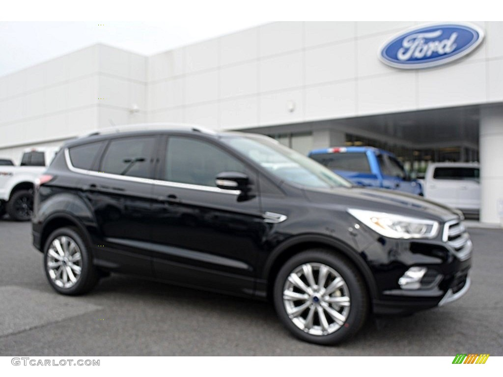Shadow Black Ford Escape