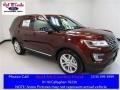Bronze Fire Metallic 2016 Ford Explorer XLT