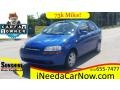 Bright Blue 2006 Chevrolet Aveo LS Sedan