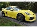 Front 3/4 View of 2016 Cayman GT4