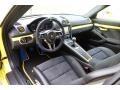 2016 Cayman GT4 Black Interior