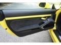 Door Panel of 2016 Cayman GT4