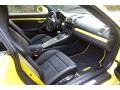 Front Seat of 2016 Cayman GT4
