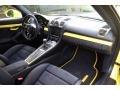 Dashboard of 2016 Cayman GT4