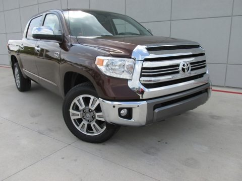 2016 Toyota Tundra 1794 CrewMax Data, Info and Specs