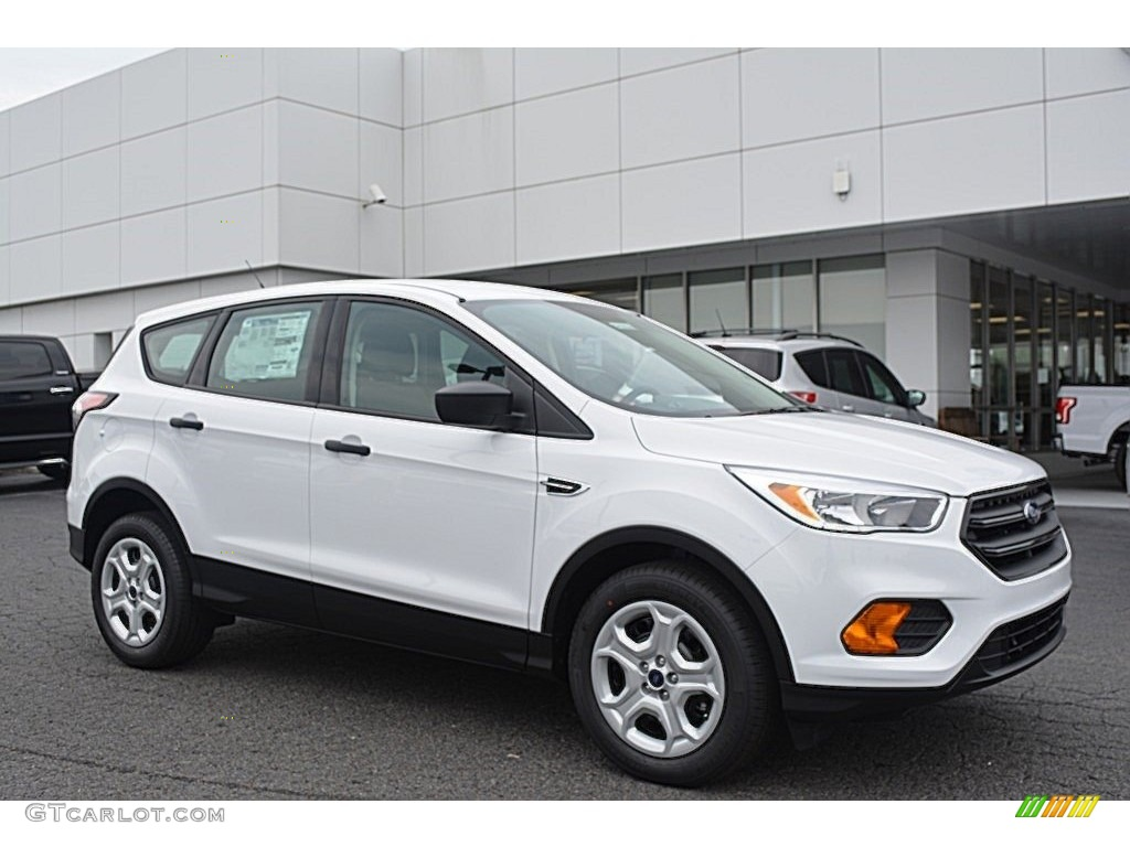 2017 oxford white ford escape s 112893495 car color galleries. Black Bedroom Furniture Sets. Home Design Ideas