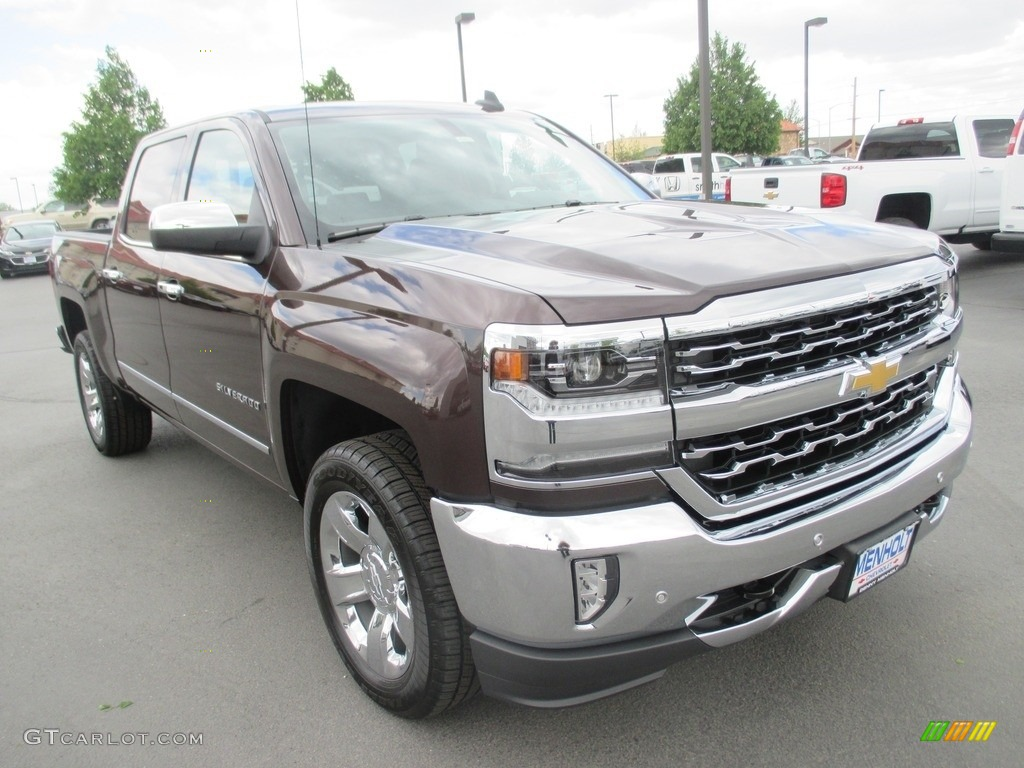 2016 autumn bronze metallic chevrolet silverado 1500 ltz. Black Bedroom Furniture Sets. Home Design Ideas