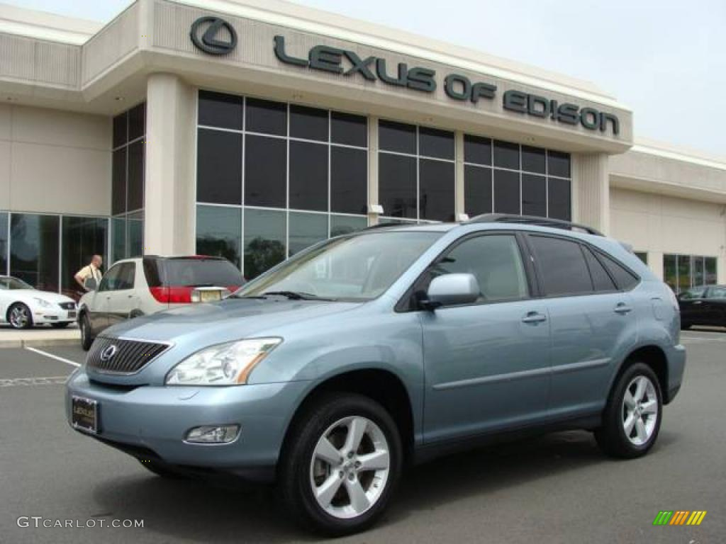 2007 lexus rx 350 manual