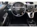 2012 Crystal Black Pearl Honda CR-V LX  photo #5