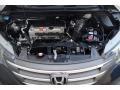 2012 Crystal Black Pearl Honda CR-V LX  photo #28