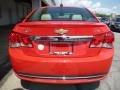 2016 Red Hot Chevrolet Cruze Limited LTZ  photo #3