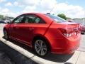2016 Red Hot Chevrolet Cruze Limited LTZ  photo #4