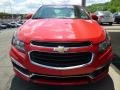 2016 Red Hot Chevrolet Cruze Limited LTZ  photo #7