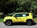2016 Solar Yellow Jeep Renegade Sport  photo #1