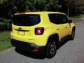 2016 Solar Yellow Jeep Renegade Sport  photo #4