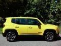 2016 Solar Yellow Jeep Renegade Sport  photo #5