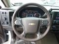 2016 Summit White Chevrolet Silverado 1500 LTZ Crew Cab 4x4  photo #16