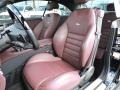 Front Seat of 2013 CL 63 AMG