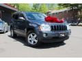 Steel Blue Metallic 2007 Jeep Grand Cherokee Laredo 4x4