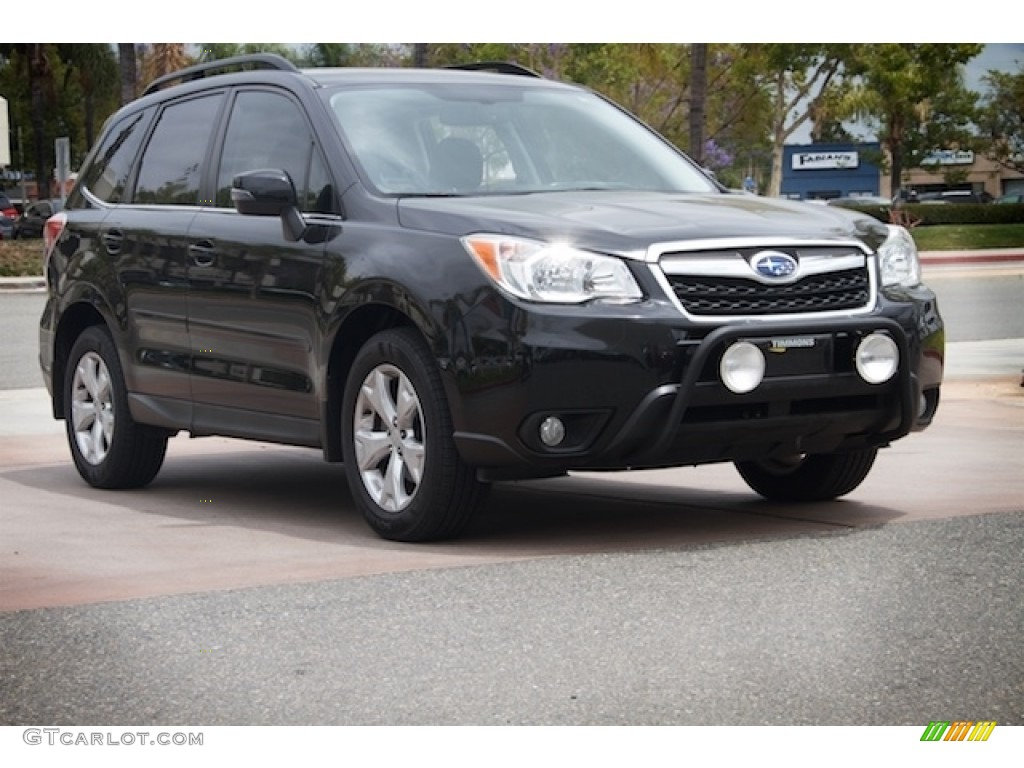 2014 crystal black silica subaru forester touring 113033829 photo 13 car. Black Bedroom Furniture Sets. Home Design Ideas