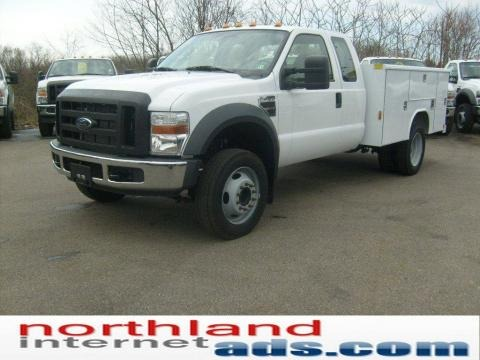 2008 ford f450 super duty xl supercab chassis utility truck data info and specs. Black Bedroom Furniture Sets. Home Design Ideas