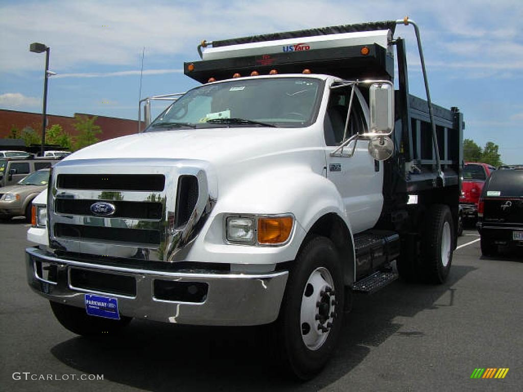 Showing Gallery For Ford F750 Dump Truck