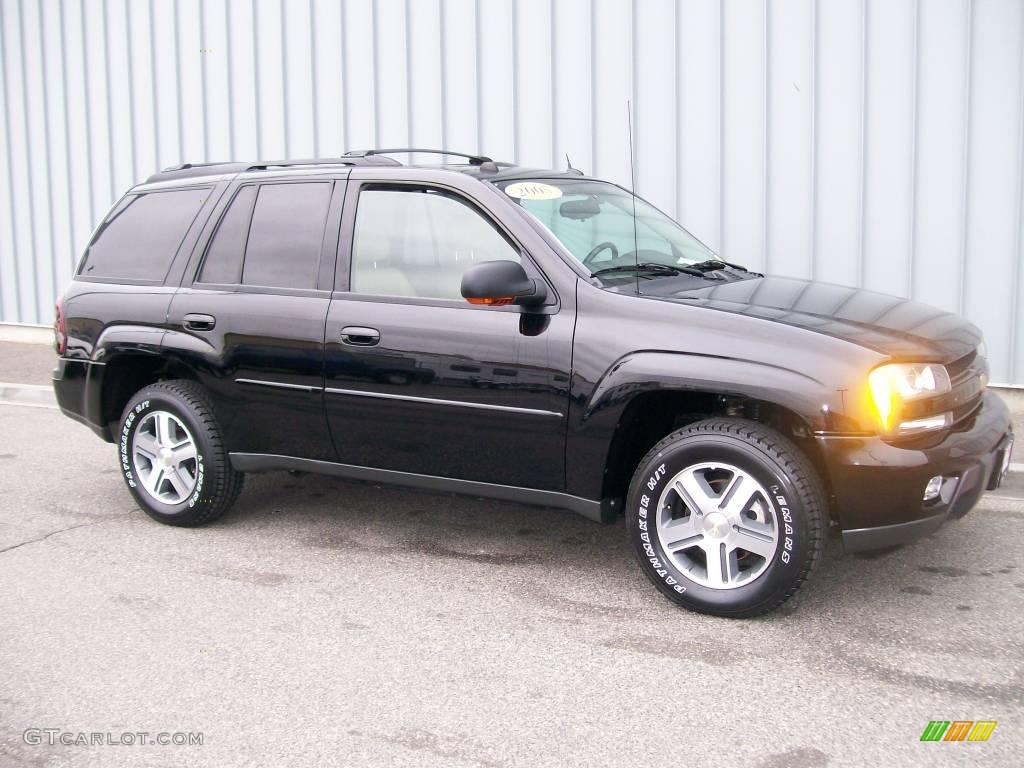Chevy trailblazer ls 2005