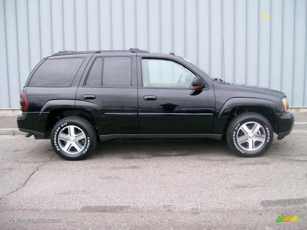 2005 Black Chevrolet Trailblazer Ls 4x4 1093585 Photo 2 Gtcarlot Com Car Color Galleries