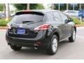 2011 Super Black Nissan Murano S  photo #6