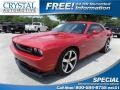 2011 Redline 3-Coat Pearl Dodge Challenger SRT8 392  photo #1