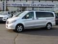 Brilliant Silver Metallic - Metris Passenger Van Photo No. 1