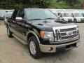 Tuxedo Black Metallic - F150 King Ranch SuperCrew 4x4 Photo No. 3