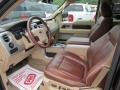 2011 F150 King Ranch SuperCrew 4x4 Chaparral Leather Interior