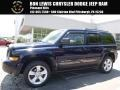 2014 True Blue Pearl Jeep Patriot Latitude 4x4 #113094453