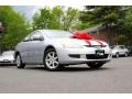 Satin Silver Metallic - Accord EX V6 Coupe Photo No. 10