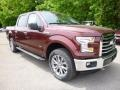 Bronze Fire 2016 Ford F150 Gallery