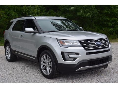2016 Ford Explorer Limited Data, Info and Specs