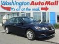 Obsidian Blue Pearl 2013 Honda Accord EX Sedan