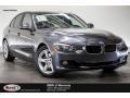 Mineral Grey Metallic 2013 BMW 3 Series 328i Sedan