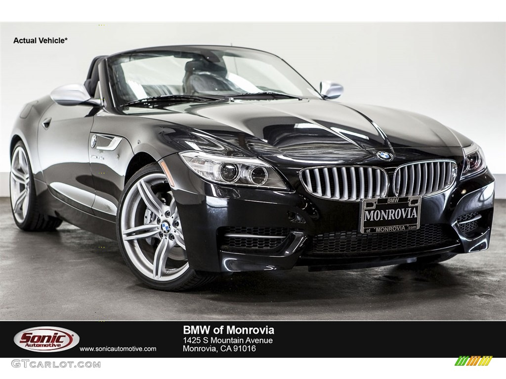 2016 Black Sapphire Metallic Bmw Z4 Sdrive35is 113122246