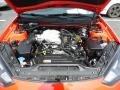 2013 Tsukuba Red Hyundai Genesis Coupe 3.8 Track  photo #16