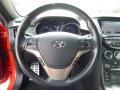 2013 Tsukuba Red Hyundai Genesis Coupe 3.8 Track  photo #20
