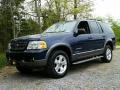 Dark Blue Pearl Metallic 2004 Ford Explorer XLT 4x4