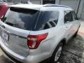 2016 Ingot Silver Metallic Ford Explorer XLT  photo #6